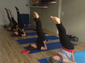Corso Yoga Adulti Massa